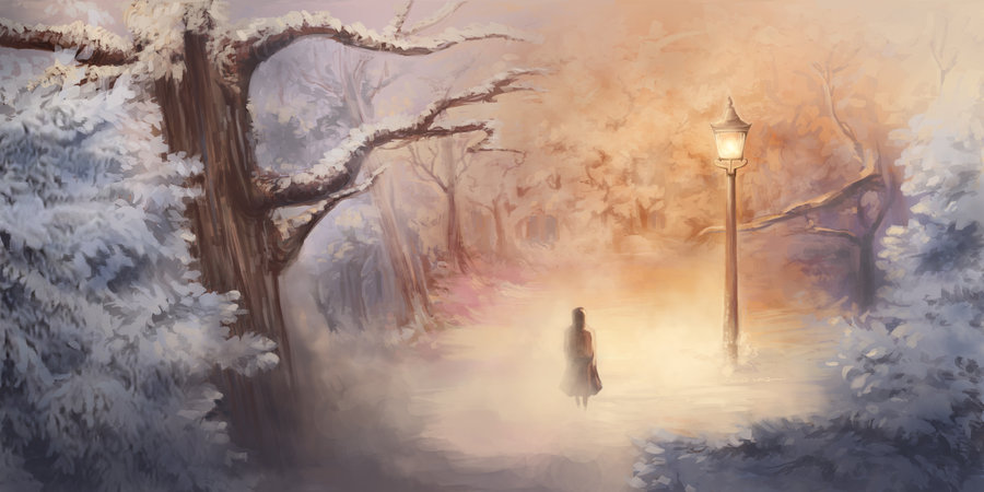narnia_speed_paint_by_thamzmasterpiece-d5kjgj4